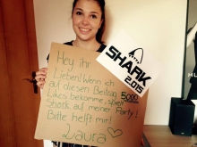 5.000 Likes für Laura´s Party!